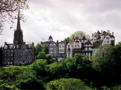 Edinburgh-Old-City